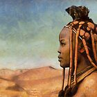 African Beauty by Marsea