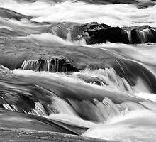 Falls of Dochart by juliesimpson