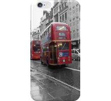 London Red Bus iPhone case iPhone Case/Skin