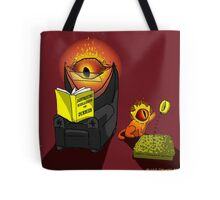 Sauron's Cat (Specially Detailed) Tote Bag