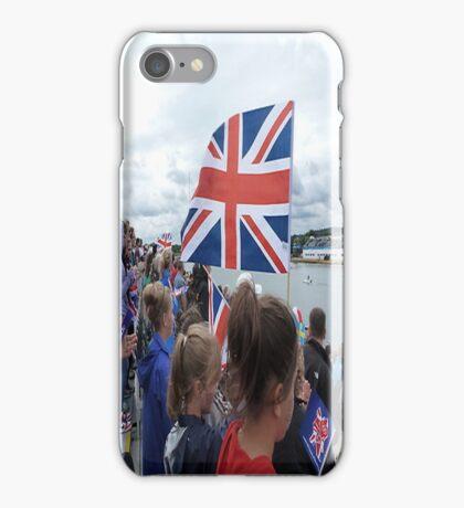 London 2012 Olympics iPhone case iPhone Case/Skin