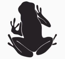 Black frog Kids Clothes