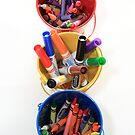 Colouring fun by John Banks