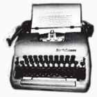 Tiny Typewriter by Jake Kauffman
