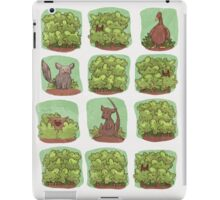 Protect Wildlife iPad Case/Skin