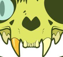 Kitty Krossbones Sticker