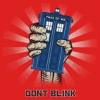 Don&#x27;t Blink by BootsBoots