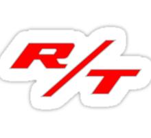 R/T Logo Shirt Sticker