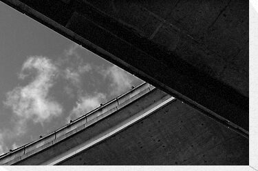 Urban Landscape - Spaghetti Junction by Matthew Walters