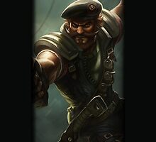 Special Forces Gangplank by canozel