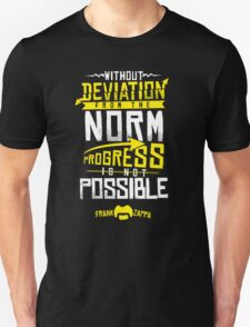 Deviation from the Norm T-Shirt