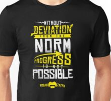 Deviation from the Norm Unisex T-Shirt