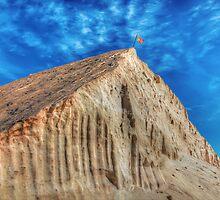 Salt Mountain by manateevoyager
