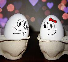 Egg Love by Nicklas Gustafsson