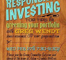 Responsible Investing: Green Your Portfolio by Luke Massman-Johnson