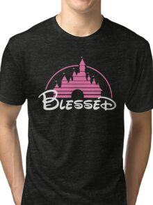 Blessed Tri-blend T-Shirt