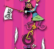 TOS Cirque De Soleil 2012 B by Luke Massman-Johnson