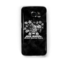 Mad Mario: Beyond Another Castle Samsung Galaxy Case/Skin