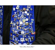 Everton FC - 'Once a Blue, Always a Blue' by footypix