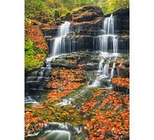 The Forgotten Falls Photographic Print