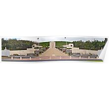 National Memorial Cemetery of the Pacific  Poster