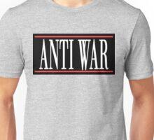 "Peace ""ANTI WAR"" Unisex T-Shirt"