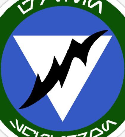 Green Squadron - Star Wars Veteran Series Sticker