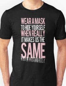 NateWantsToBattle - Mangled T-Shirt