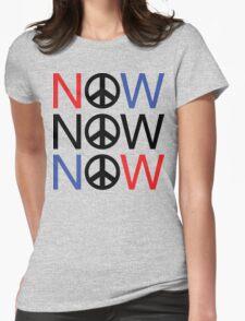 "Anti-War ""PEACE NOW"" T-Shirt"