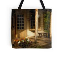 Old Bedford Village General Store Tote Bag