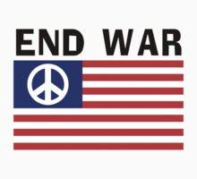 Peace Flag T-Shirt Kids Clothes