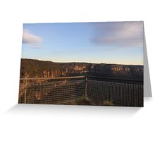 Beautiful View Greeting Card