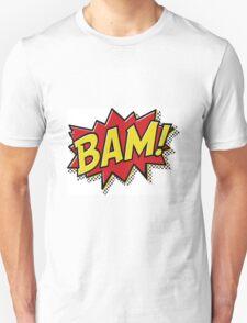 Bam! Comic Book Effect T-Shirt