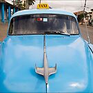Blue Taxi - Vinales by ponycargirl