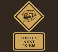 Trolls - kilometers T-Shirt