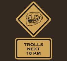 Trolls - kilometers by Diabolical