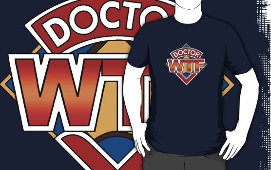 Doctor WTF! by Brother Adam