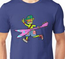 Gremlin Guitarist Unisex T-Shirt