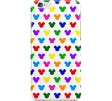 Colorful Disney iPhone Case/Skin