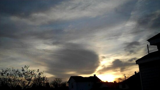 Feb. 5 2013 Sunset 1 by dge357
