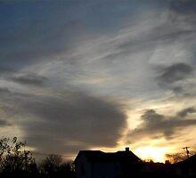 Feb. 5 2013 Sunset 2 by dge357