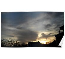 Feb. 5 2013 Sunset 2 Poster