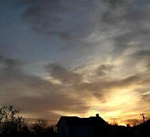 Feb. 5 2013 Sunset 5 by dge357