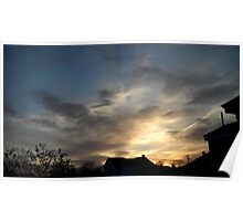 Feb. 5 2013 Sunset 7 Poster
