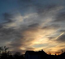 Feb. 5 2013 Sunset 9 by dge357