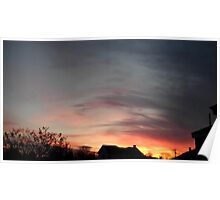 Feb. 5 2013 Sunset 11 Poster