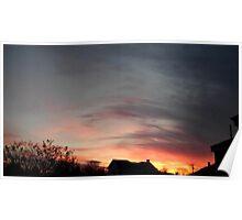 Feb. 5 2013 Sunset 11 Poster