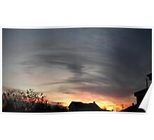 Feb. 5 2013 Sunset 13 Poster