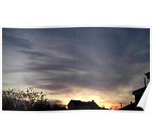 Feb. 5 2013 Sunset 16 Poster