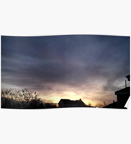 Feb. 5 2013 Sunset 19 Poster